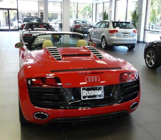 Rusnak Audi Westlake